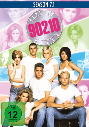 Beverly Hills, 90210 - Season 7.1 [3 DVDs]