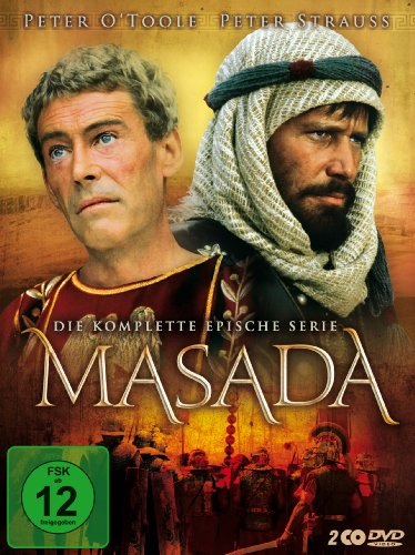 Masada - Die komplette Mini-Serie [2 DVDs]