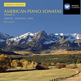 Second Sonata for Piano: I. Allegro con fuoco