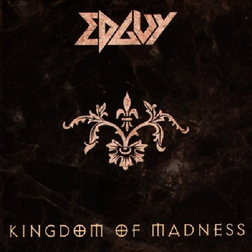 EDGUY-KINGDOM OF MADNESS by Edguy (2012-08-02)