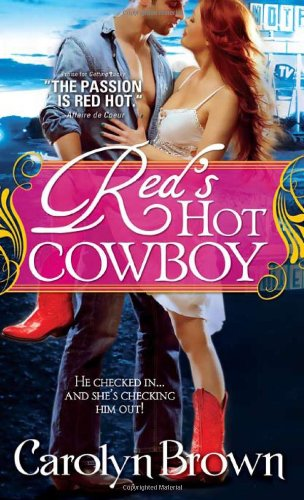 Red's Hot Cowboy (Spikes & Spurs) by Carolyn Brown