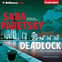 Deadlock: A V.I. Warshawski Mystery, Book 2 (       UNABRIDGED) by Sara Paretsky Narrated by Susan Ericksen
