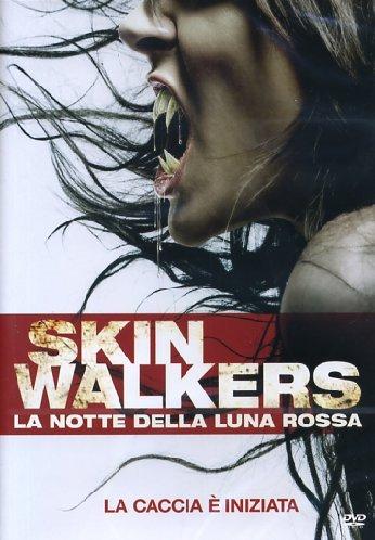 Skinwalkers - La notte della luna rossa [Italia] [DVD]