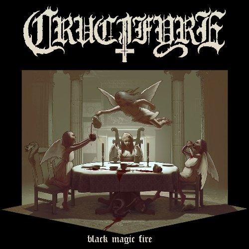 Crucifyre-Black Magic Fire-CD-FLAC-2014-VENOMOUS Download