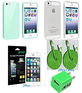 Blue Birds Nest Case for Apple iPhone 4, 4S (AT&T, Verizon, Sprint)