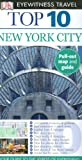 Top 10 New York City (Eyewitness Top 10 Travel Guide) (0756632560) by Berman, Eleanor