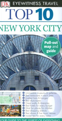 DK Eyewitness Travel Guide to New York Top 10