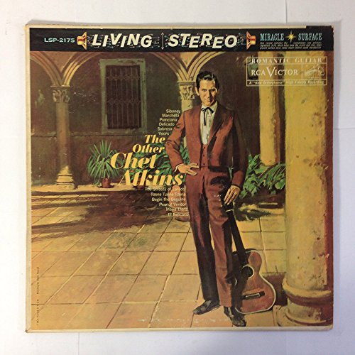 Chet Atkins - The Other Chet Atkins - Zortam Music