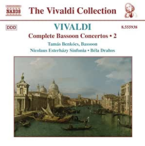 Bassoon Concertos Vol. 2