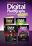 Scott Kelby's Digital Photography Boxed Set, Parts 1, 2, 3, and 4 Reviews