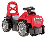 Mega Bloks 3-in-1 Jeep Ride-On (Red)