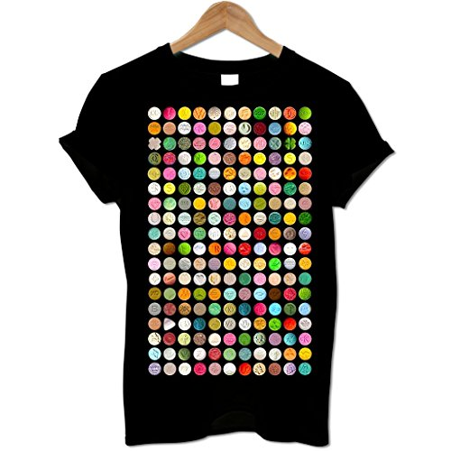 Men's Pills Rave Music Festival T Shirt