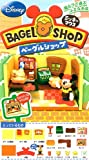Re-ment Disney Mickey Mouse Bagel Shop