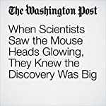 When Scientists Saw the Mouse Heads Glowing, They Knew the Discovery Was Big | David Kohn