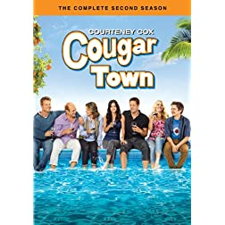 Cougar Town: The Complete Second Season