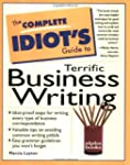 Complete Idiot Guide Terrific Bus Wri...