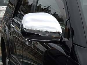 トヨタ ハイエース 200 系 クローム メッキ ドア ミラー カバー
