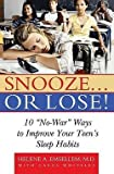 img - for Ways to Improve Your Teen's Sleep Habits (Hardcover)--by Helene Emsellem [2006 Edition] book / textbook / text book