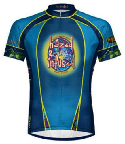 Buy Low Price Primal Wear Men's 2010 Boulder Beer Hazed & Infused Short Sleeve Cycling Jersey – BBHIJ20M (B003XFUFZE)