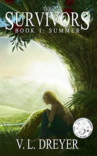 Book: The Survivors Book I - Summer by V. L. Dreyer