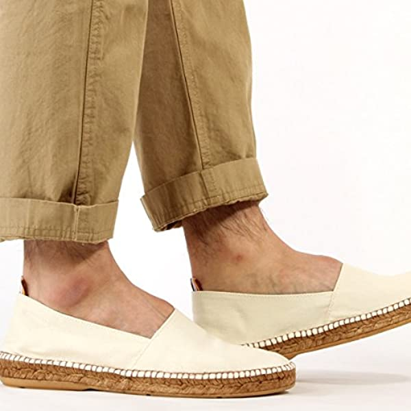 GAIMO 麻制帆布鞋
