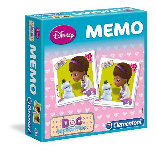 Clementoni-Peluche-Doctora-juguetes-importado