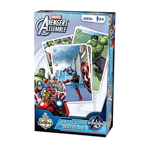 Marvel Avengers Assemble Battle Game - 1