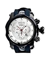Invicta 1219GM 1219 Reserve Venom Men's Chronograph Watch with Case and Extra Straps