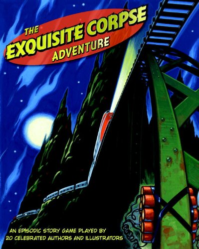 The Exquisite Corpse Adventure Hc