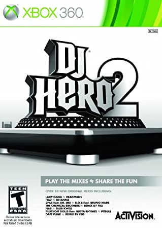 DJ Hero 2 Stand-Alone Software