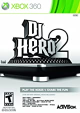 DJ Hero 2 Stand-Alone Software   Xbox 360
