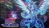 遊戯王 プレイマット 英語版 公式 銀河眼の光子竜 フォトン Photon Shockwave Sneak Peek M1001