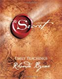 img - for By Rhonda Byrne The Secret Daily Teachings book / textbook / text book