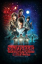 Stranger Things Poster 24in x 36in TV Show
