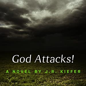 God Attacks! Audiobook