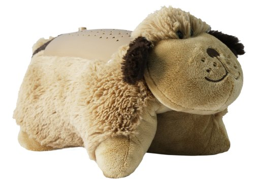 Pillow Pets Dream Lites - Snuggly Puppy 11""