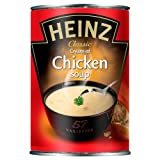 Heinz Classic Cream of Chicken Soup 12 x 290g