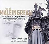 echange, troc Maleingreau, Velde - Symphonic Organ Works 1