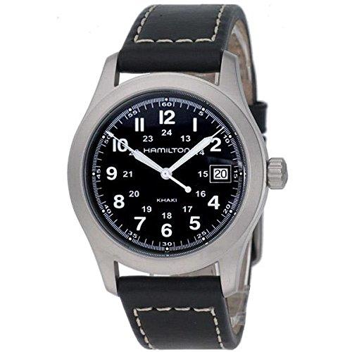 Orologio da uomo HAMILTON H684812 Khaki Field Quarzo Swiss Made