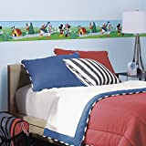 Roommates Rmk1505Bcs Mickey And Friends Peel & Stick Border