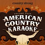 Country Strong - Karaoke Single