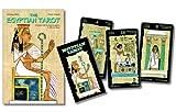 Egyptian Tarot and Book Set Alasia