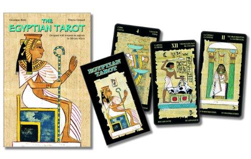 The Egyptian Tarot kit PDF