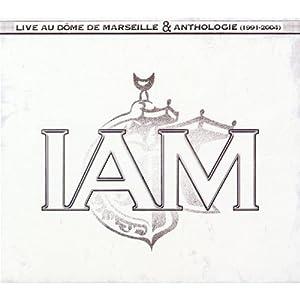 Anthologie 2 CD / Live au Dôme de Marseille (Coffret 2 CD + 1 DVD)