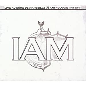 Anthologie 2 CD / Live au Dôme de Marseille (Coffret 2 CD + 1 DVD)