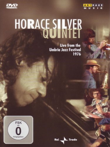 Cover art for  Horace Silver Quintet: Live from the Umbria Jazz Festival 1976