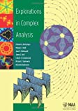 img - for Explorations in Complex Analysis (Classroom Resource Materials) book / textbook / text book
