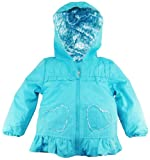 Pink Platinum Toddler Girls Sweet Jane Hooded Spring Jacket