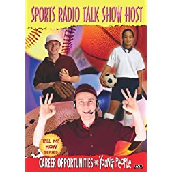 Tell Me How Career Series: Sports Radio Talk Show Host