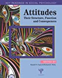 Attitudes: Their Structure, Function and Consequences (v. 1)
